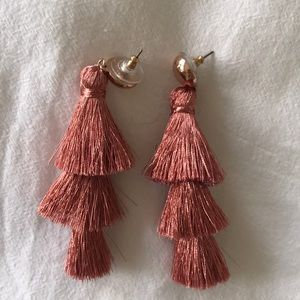 Sugarfix by Baublebar Tassle Earrings